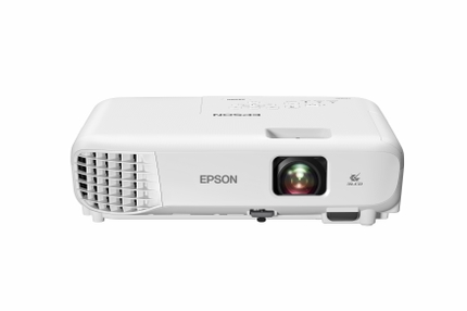 Epson's New Portable VS260 3LCD Projector Creates Productive Workspaces and Captivates Audiences for Remote and Hybrid Office Environments