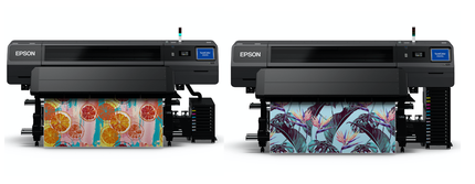 Epson Introduces its First Roll-to-Roll Resin Signage Printers – the SureColor R-Series