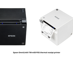 Epson Launches New OmniLink POS Receipt Printer Designed to Bring Reliability,  Efficiency and Convenience for Safe Shopping, Dining, Online Ordering, and Pickup