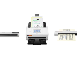 Epson Provides Receipt Relief for Small and Home Offices with Fast, Easy and Smart RapidReceipt Solutions