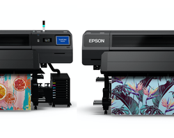 Epson's First Roll-to-Roll Resin Signage Printers Now Available