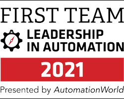 Epson Robots Recognized as First Team Honoree in Leadership  in Automation Awards for Fifth Consecutive Year