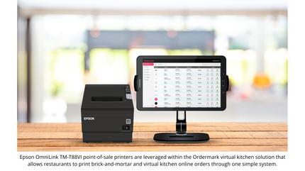 Epson POS Printers Leveraged for Nextbite Virtual Kitchen Solutions