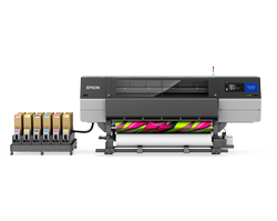 New Epson Industrial-Level Dye-Sublimation Solution Helps Print Shops  Meet Growing Demand with Customized Just in Time Textile Production