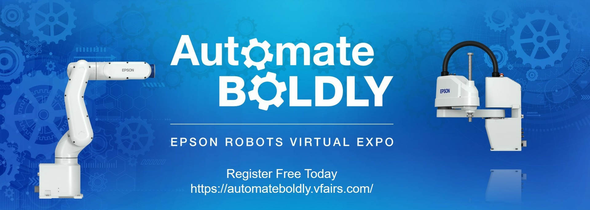 Automate Boldly PRESS