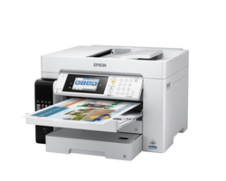 Epson Strengthens Supertank Business Inkjet Lineup  with New Desktop A3 Color Multifunction Printer