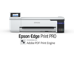 Epson Introduces SureColor F570 Professional Edition 24-Inch Desktop Dye-Sublimation Printer