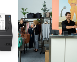 Epson Unveils the Fastest POS Receipt Printer in the Industry – New OmniLink TM-T88VII