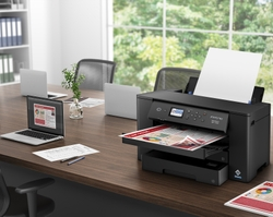 Epson Enhances Productivity for Small Offices and Workgroups with  Wide-format WorkForce Pro WF-7310 Printer