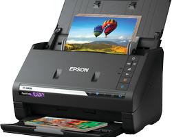 New Epson FastFoto App Creates Stories from Memories to Share for Generations