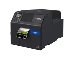 Epson Introduces Fleet Management Capabilities for  ColorWorks C6000-Series Industrial Label Printers