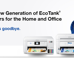 New Generation of Epson EcoTank Solutions Help  Families and Professionals Achieve Premium Quality Printing at an Outstanding Value