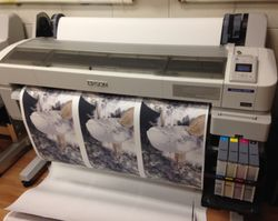 Never Summer Uses Epson SureColor F-Series Dye-Sublimation Printers