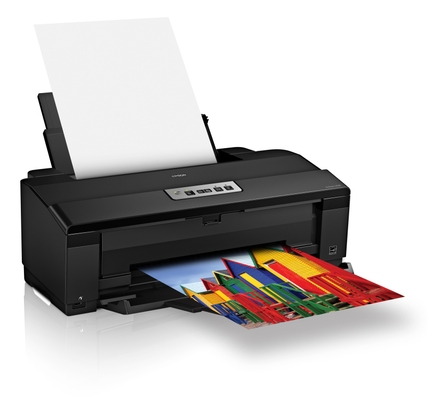 Epson Artisan 1430 Wide-format Printer reflect