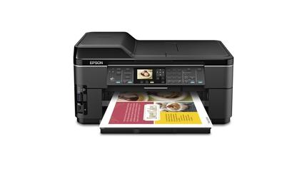 Epson WorkForce WF 7510 All-in-One Printer HO