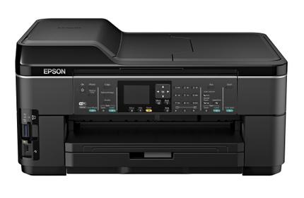 Epson WorkForce WF 7510 All-in-One Printer HO planogram