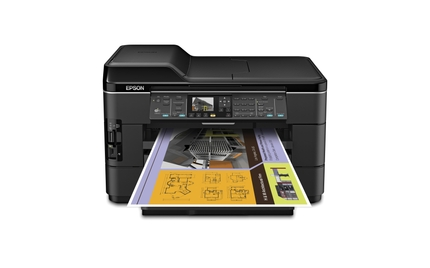 Epson WorkForce WF-7520 All-in-One Printer HO