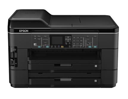 Epson WorkForce WF-7520 All-in-One Printer HO planogram