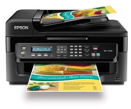 EPSON WorkForce WF-2530 All-in-One