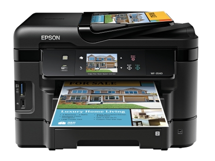 EPSON WorkForce WF-3540 All-in-One