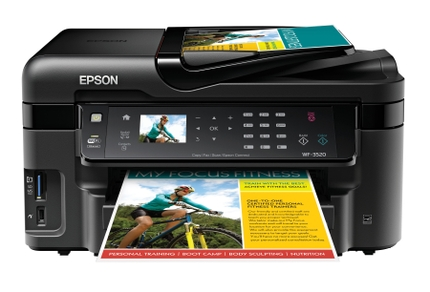 EPSON WorkForce WF-3520 All-in-One