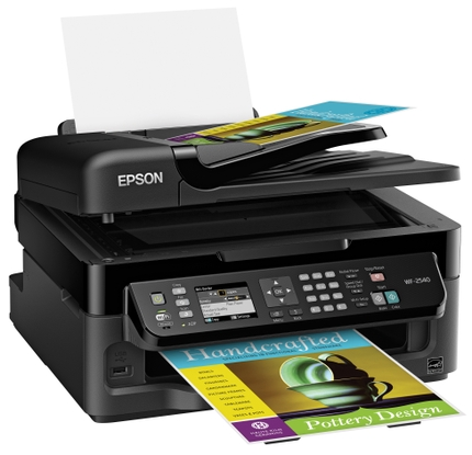 EPSON WorkForce WF-2540 All-in-One