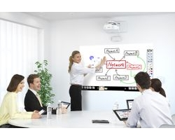 Epson Introduces New BrightLink Pro-Series with Whiteboard Sharing Tool and Finger Touch Capability