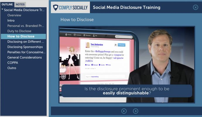DIGITAL DISCLOSURE REGULATION: FTC Social Media Crack Down