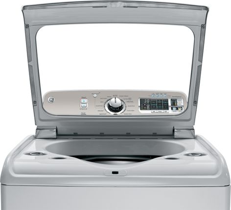 GE High-Efficiency Topload Washer