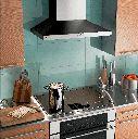 GE Monogram® 30-inch chimney hood