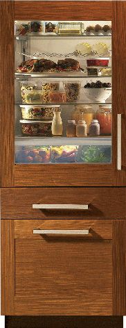 HFC-free Refrigerator