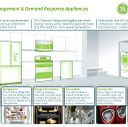 GE Energy & Demand Response Appliances