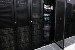 GE Appliances & Lighting Data Center — High-Density Servers