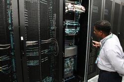 GE Appliances & Lighting Data Center — High Density Servers