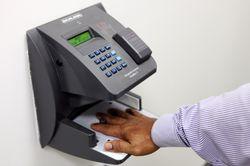 GE Appliances & Lighting Data Center — Hand Scanners