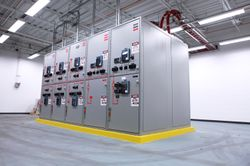 GE Appliances & Lighting Data Center — Power Grid Feeds