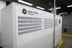 GE Appliances & Lighting Data Center — UPS with eBoost