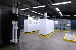 GE Appliances & Lighting Data Center — UPS Room