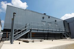 GE Appliances & Lighting Data Center — Generators