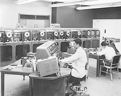 GE Appliances & Lighting Data Center — UNIVAC Computer circa 1950s