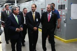 GE Appliances & Lighting Data Center Grand Opening Day.