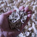 URT System: Foam pellets