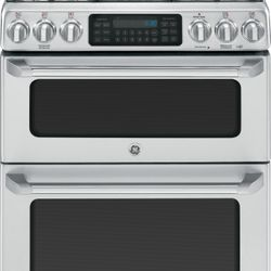 Cooking Options Twice as Nice with New GE Double-Oven Gas Ranges