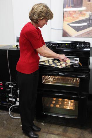 brigid blocker home economist and test kitchen manager for ge appliances
