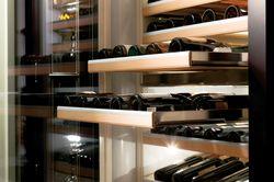 GE Monogram® 30-inch wine refrigerator