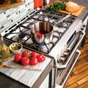 GE Café™ gas cooktop