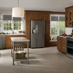 Slate Kitchen Appliances
