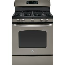 GE's New Slate Finish Joins Stainless As Premium Appliance Option