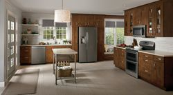 Slate Kitchen Appliances