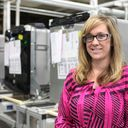 Christy Mudd, GE Dishwasher Employee